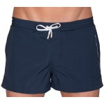 Navy Blue Swim Short